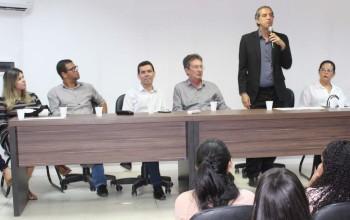 Prefeito de Craíbas Ediel Leite, dá posse a 90 servidores aprovados no PSS 2019