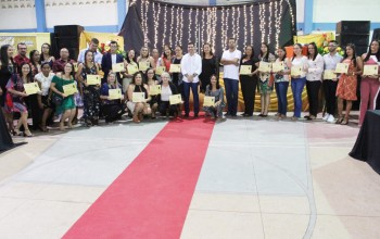 Craíbas promove com brilhantismo 2º Festival Literário e 1º Sarau Histórico.