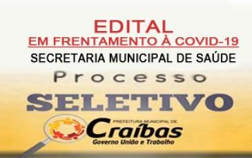 EDITAL DO PROCESSO SELETIVO SIMPLIFICADO