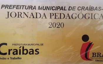 Secretaria de Educação de Craíbas realiza com êxito mais uma jornada pedagógica para os servidores da rede municipal de ensino.