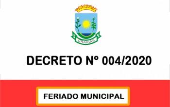 DECRETA FERIADO