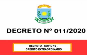 DECRETO 011/2020