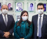 Barra de Sto Antônio recebe emendas parlamentares dos deputados Antônio e Nivaldo Albuquerque