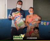 Prefeitura da Barra de Santo Antônio promove mais uma edição do Programa Criança Feliz em conjunto com o CRIA