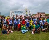 A Prefeitura da Barra de Santo Antônio investe no esporte e realiza o Campeonato Municipal Quarentões Master