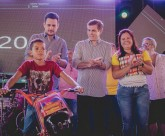 Dia das Crianças é celebrado com Grande festa em Barra de Santo Antônio
