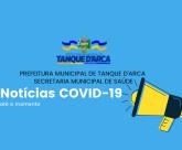 Boletim de vacinação - COVID-19