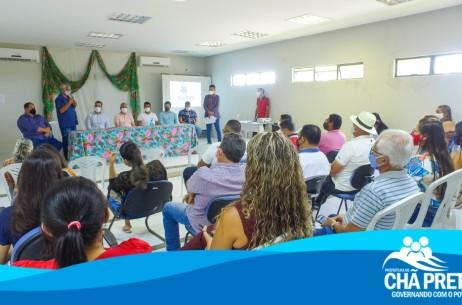 Empreendedores de Chã Preta participam de solenidade de liberação de linhas de crédito da Desenvolve.