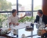 Reunião com o Governador Renan Filho