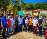 Prefeitura da Barra de Sto Antonio investe na melhoria no abastecimento de água